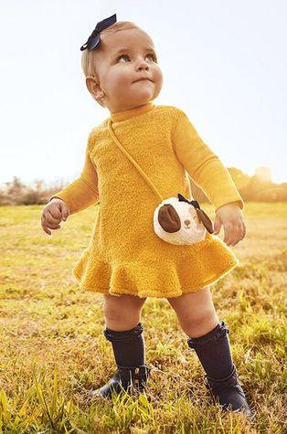 Mayoral - Sukienka dziecięca z torebką