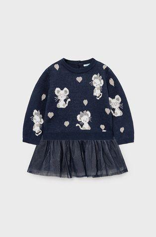 Mayoral - Παιδικό φόρεμα και πουλόβερ
