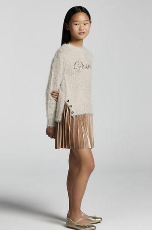 Mayoral - Sukienka i sweter dziecięcy