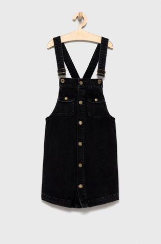 Pepe Jeans - Детска дънкова рокля Roma Pinafore