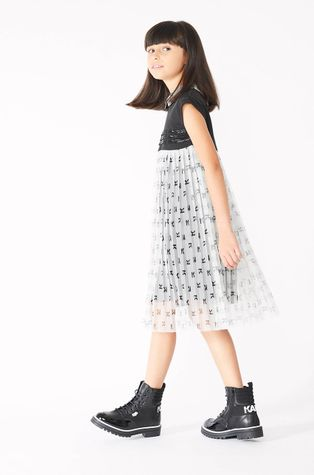 Karl Lagerfeld - Sukienka dziecięca