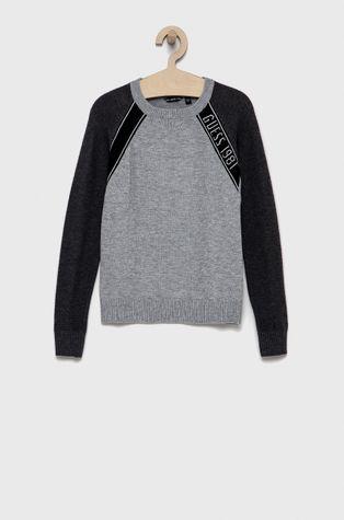 Guess - Παιδικό πουλόβερ από μείγμα μαλλιού