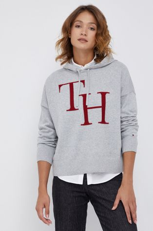 Tommy Hilfiger - Sweter bawełniany