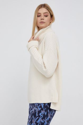 Calvin Klein - Sweter wełniany