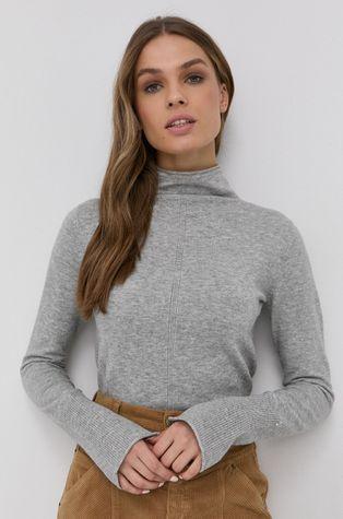 Patrizia Pepe - Sweter z domieszką wełny
