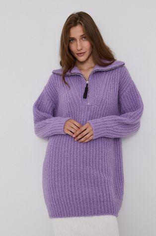 Hugo - Sweter z domieszką wełny