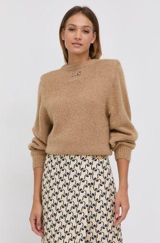 Miss Sixty - Sweter z domieszką wełny