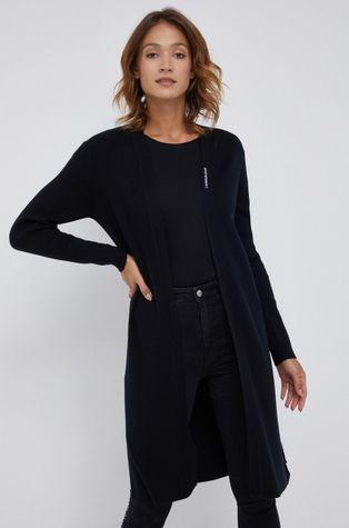 Calvin Klein Jeans - Kardigan z domieszką wełny