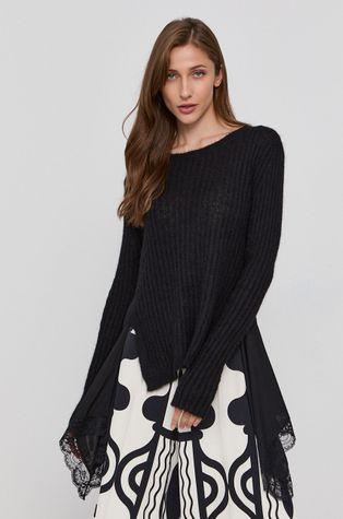 Twinset - Sweter z domieszką wełny
