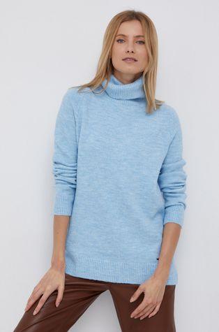 Pepe Jeans - Sweter z domieszką wełny Kim
