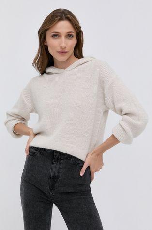 Morgan - Sweter z domieszką wełny MNINO