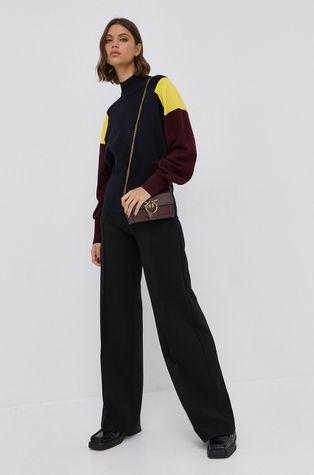 Victoria Victoria Beckham - Gyapjú pulóver