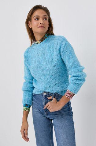 BIMBA Y LOLA - Sweter z domieszką wełny