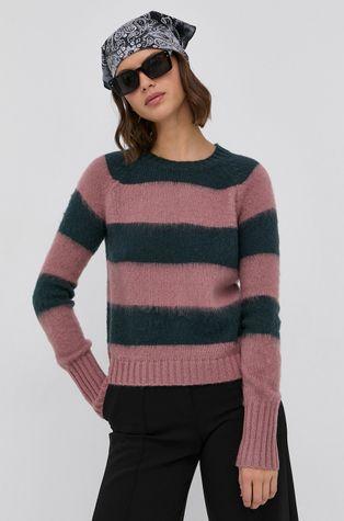 AllSaints - Μάλλινη μπλουζα