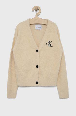 Calvin Klein Jeans - Kardigan dziecięcy