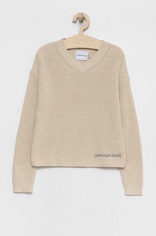 Calvin Klein Jeans - Detský sveter