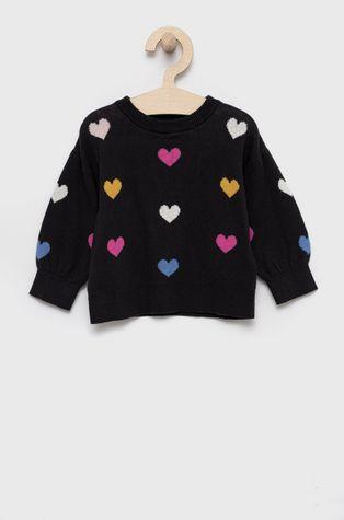 GAP - Sweter bawełniany dziecięcy