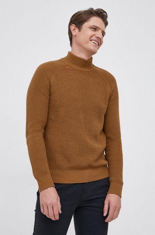 Selected - Sweter bawełniany