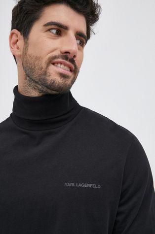 Karl Lagerfeld - Longsleeve bawełniany
