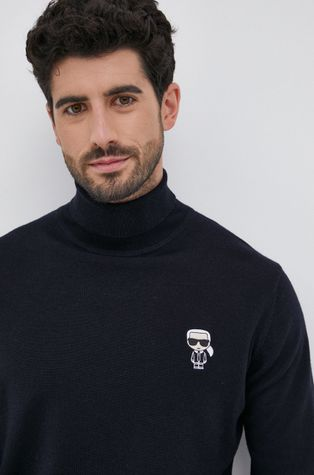 Karl Lagerfeld - Vlněný svetr