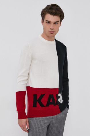Karl Lagerfeld - Sweter wełniany