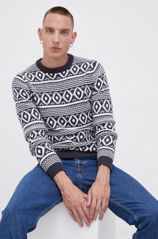 Produkt by Jack & Jones - Sweter z domieszką wełny