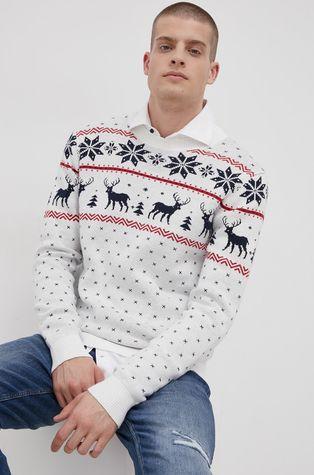 Jack & Jones - Памучен пуловер
