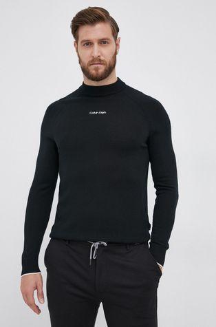 Calvin Klein - Μάλλινο πουλόβερ