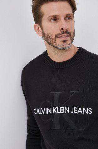 Calvin Klein Jeans - Sweter bawełniany