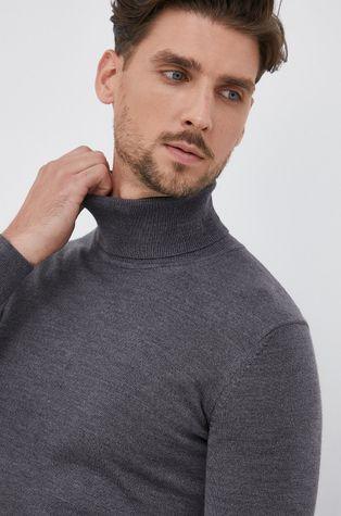 Hugo - Sweter wełniany