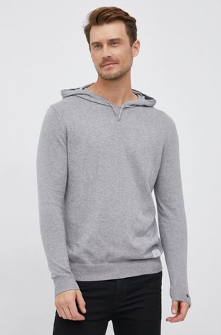 Pepe Jeans - Sweter z domieszką wełny Gaston