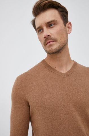 Pepe Jeans - Sweter z domieszką wełny Bastian