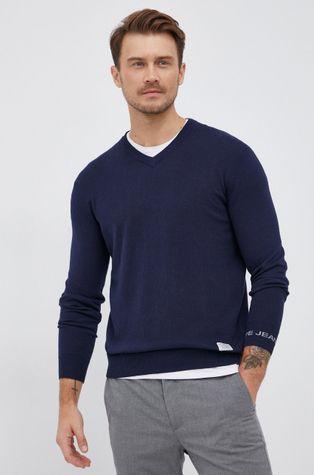 Pepe Jeans - Sweter z domieszką kaszmiru Bastian