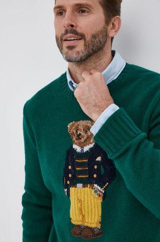 Polo Ralph Lauren - Sweter wełniany