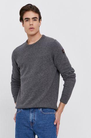 PAUL&SHARK - Sweter wełniany