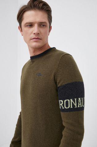 Aeronautica Militare - Sweter wełniany