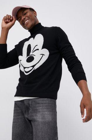 MC2 Saint Barth - Μάλλινο πουλόβερ x Disney