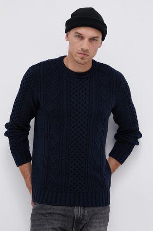 Solid - Sweter bawełniany