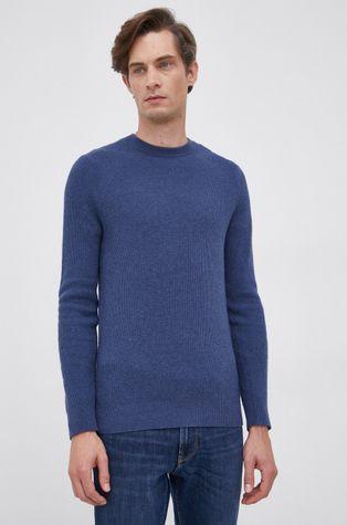 Sisley - Pulover din amestec de lana