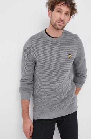 Lyle & Scott - Памучен пуловер