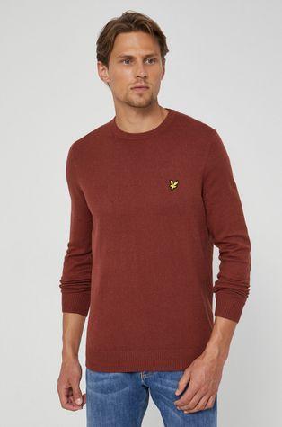 Lyle & Scott - Пуловер с вълна