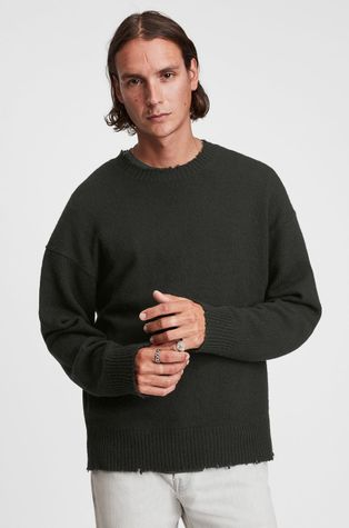 AllSaints - Μάλλινο πουλόβερ
