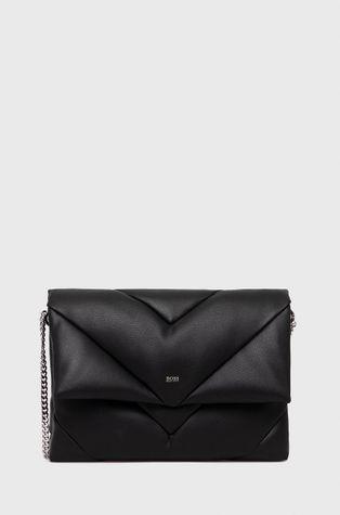 Boss - Кожена чанта