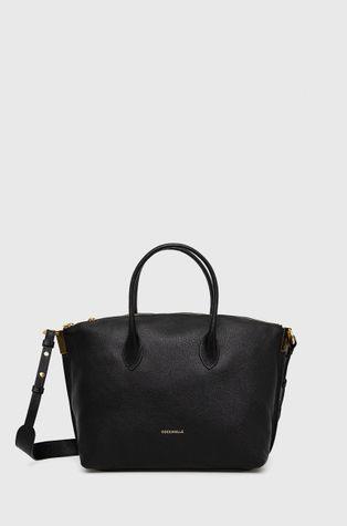 Coccinelle - Δερμάτινη τσάντα Estelle