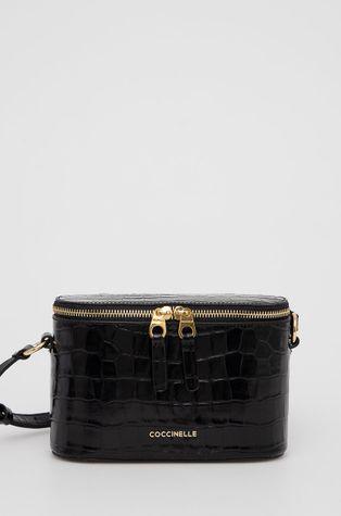 Coccinelle - Δερμάτινη τσάντα Juliette