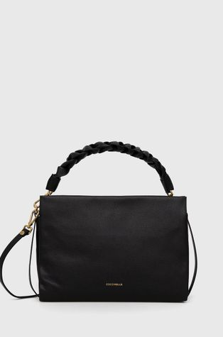 Coccinelle - Δερμάτινη τσάντα Boheme
