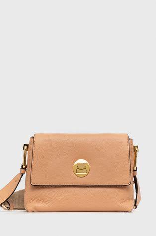 Coccinelle - Δερμάτινη τσάντα Liya