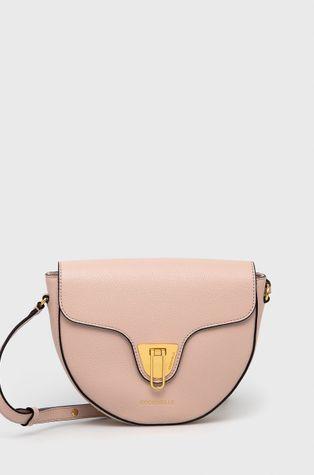 Coccinelle - Δερμάτινη τσάντα Beat Soft