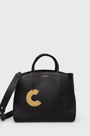 Coccinelle - Kožená kabelka Concrete