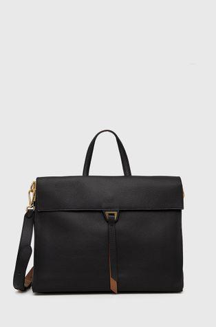 Coccinelle - Δερμάτινη τσάντα Louise